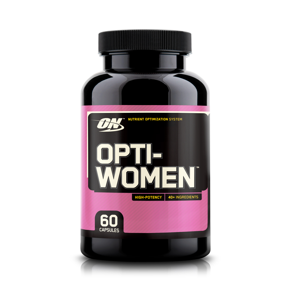 Optimum Nutrition- Opti-Women 60 Capsules