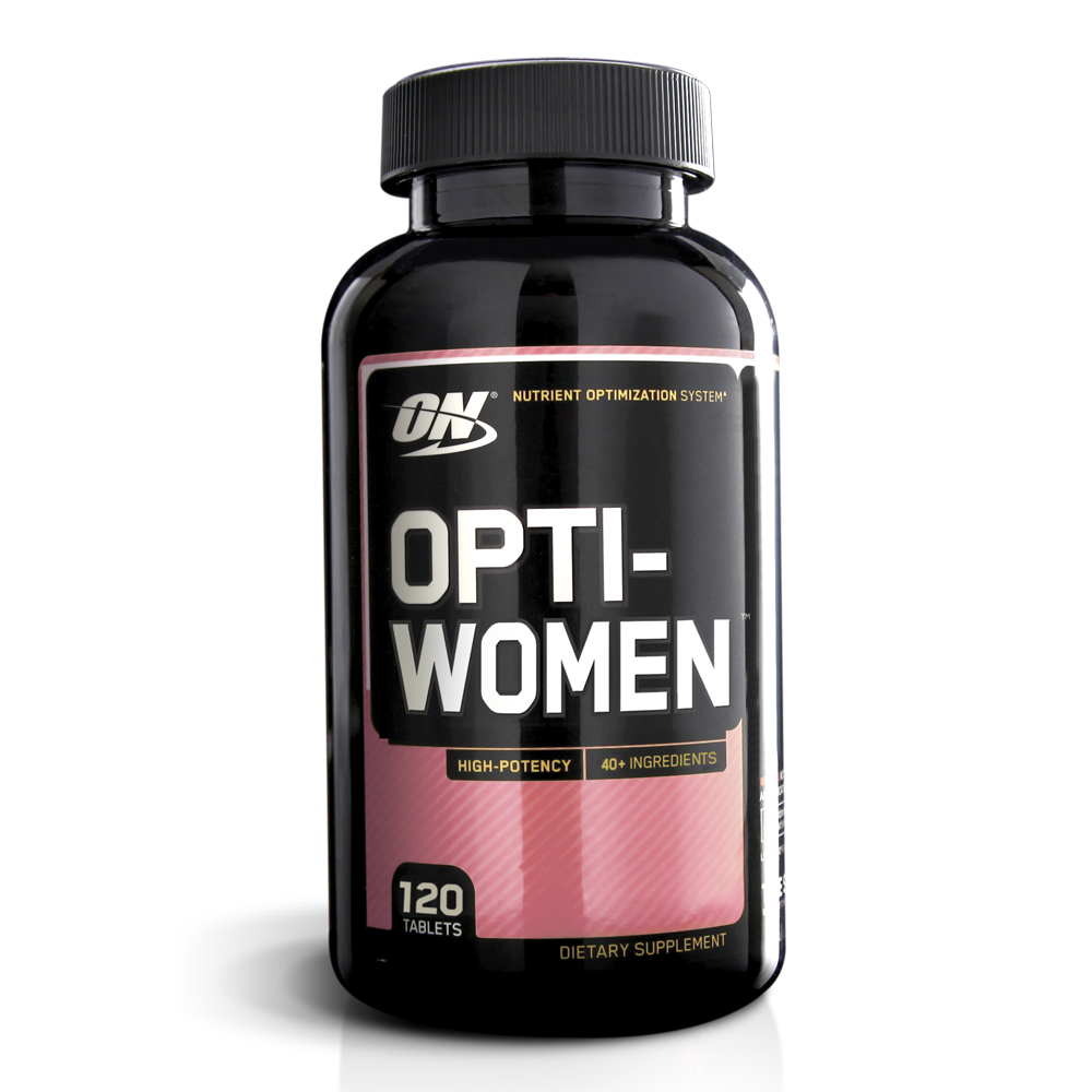 Optimum Nutrition- Opti-Women 120 Capsules