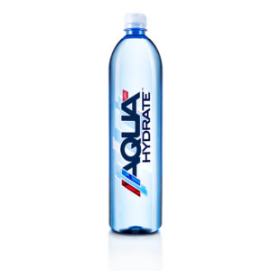 AQUAhydrate- ph9+ Electrolyte Enhanced Alkaline Water 1-Liter