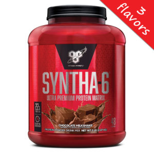 BSN Supplements- Syntha-6 5lb