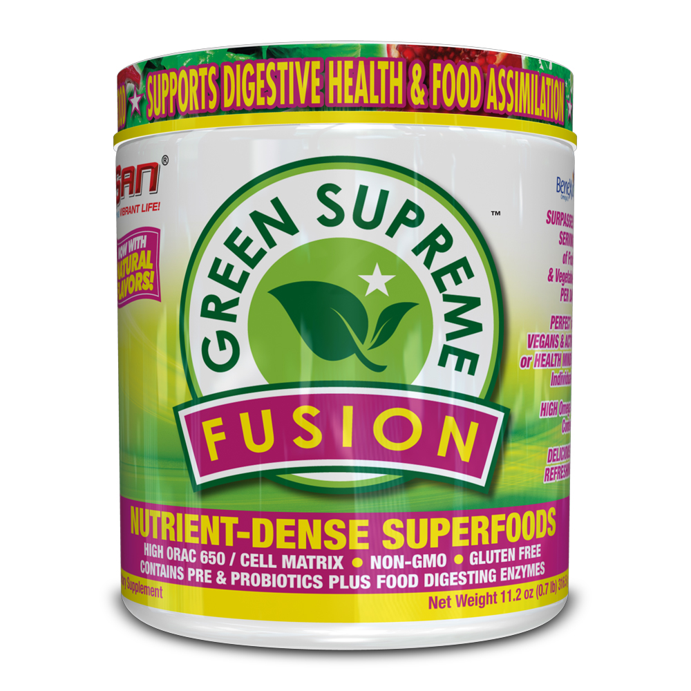 SAN Nutrition- Green Supreme Fusion