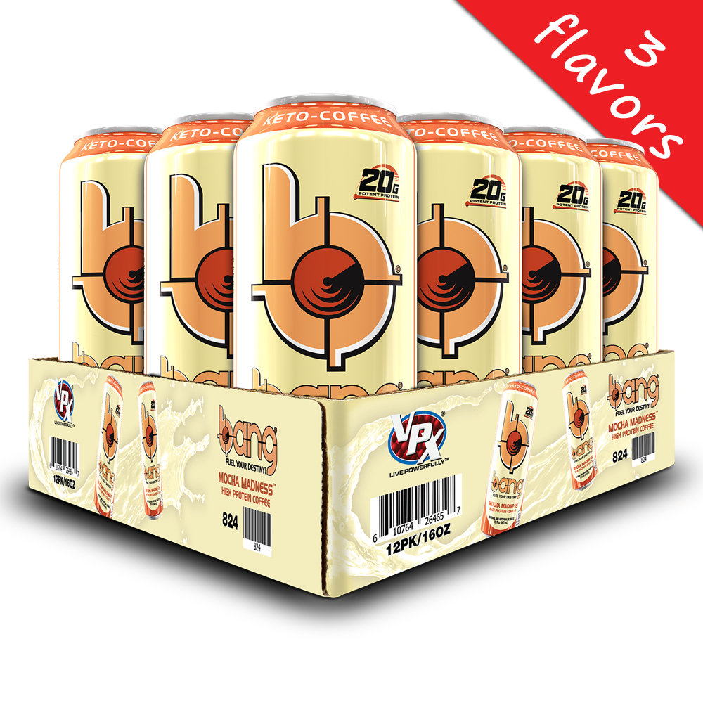 VPX- Bang Keto Coffee