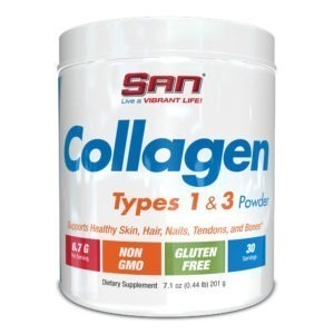 SAN Nutrition- Collagen Types 1 & 3 Powder