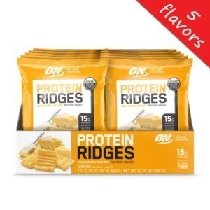 Optimum Nutrition- Protein Ridges