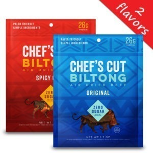Chef Cut- Biltong Air Dried Beef