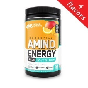 Optimum Nutrition- Amino Energy + Collagen 30 Serving